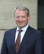 Bernd Holthaus, 1. Vorsitzender der AGE